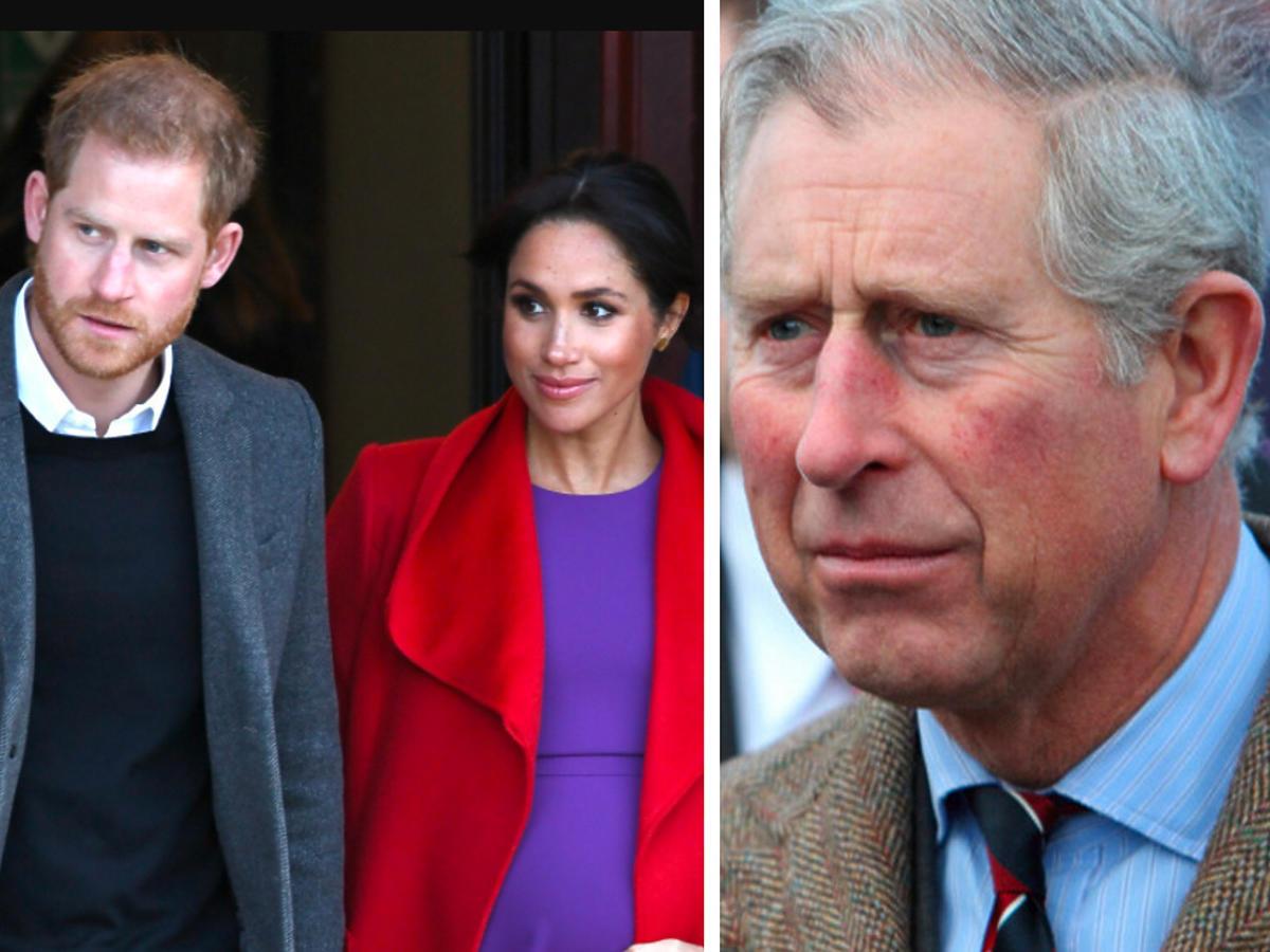 Meghan Markle naciska by Harry zrobił testy DNA. Czy książę Karol naprawdę jest jego ojcem?