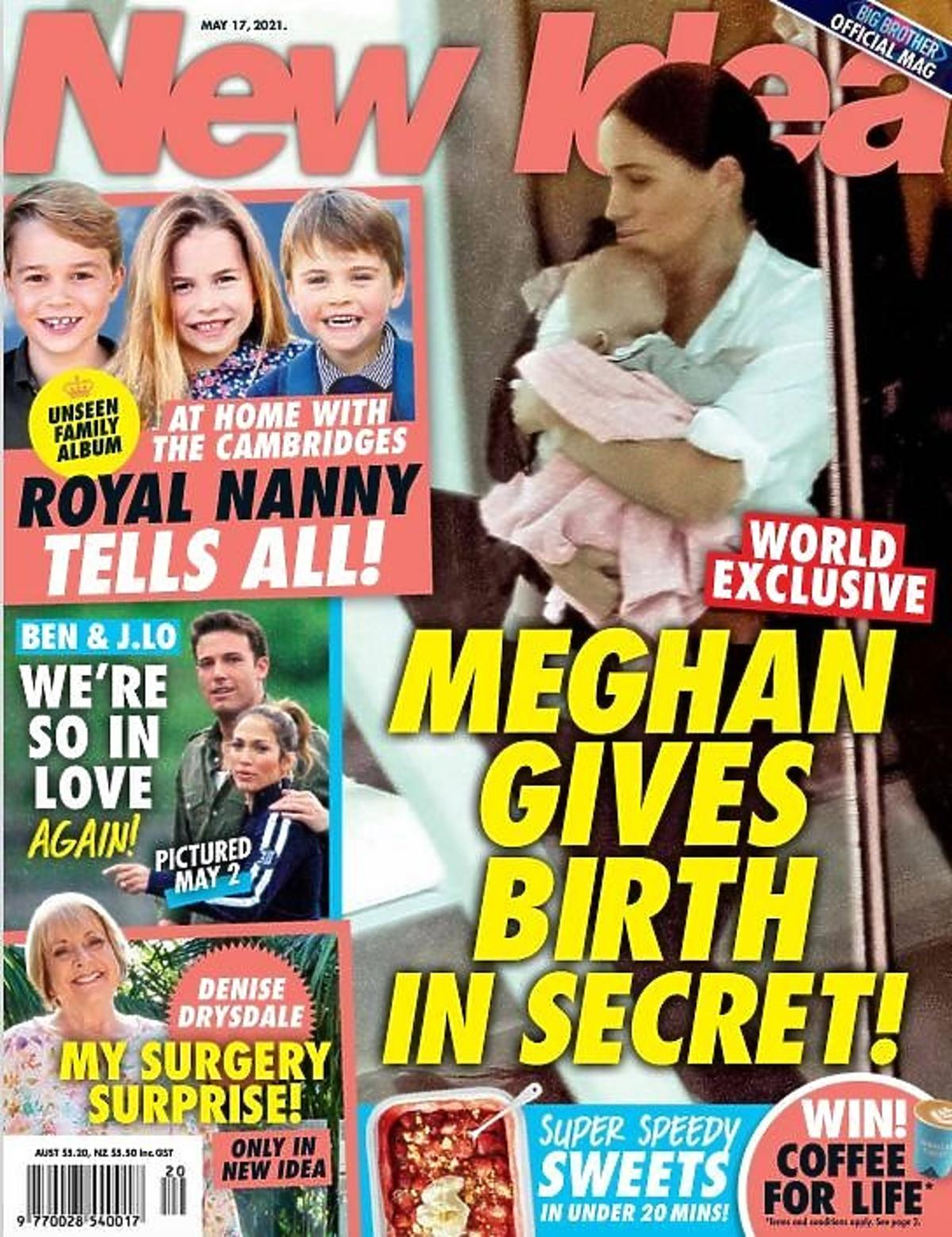 Meghan Markle urodziła córkę? Zagraniczny tabloid publikował wymowne zdjęcia!
