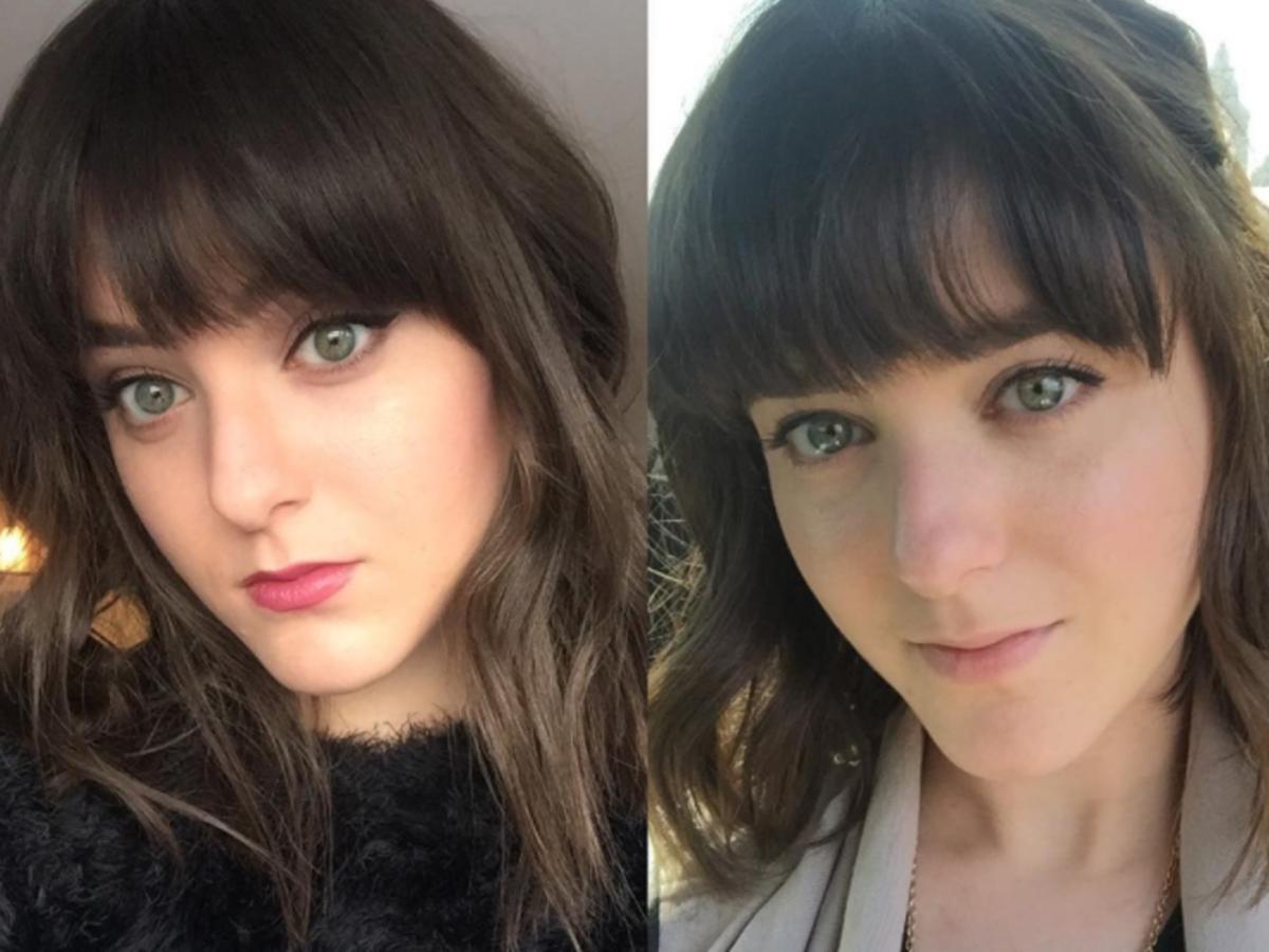 metamorfoza kobiety która odstawiła alkohol zdjęcia przed i po