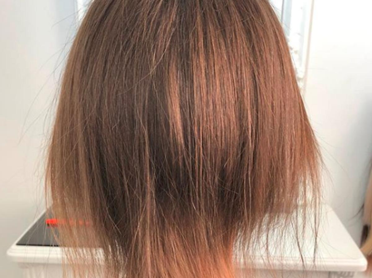 Metamorfoza krótkich i zniszczonych włosów [ZDJĘCIA]