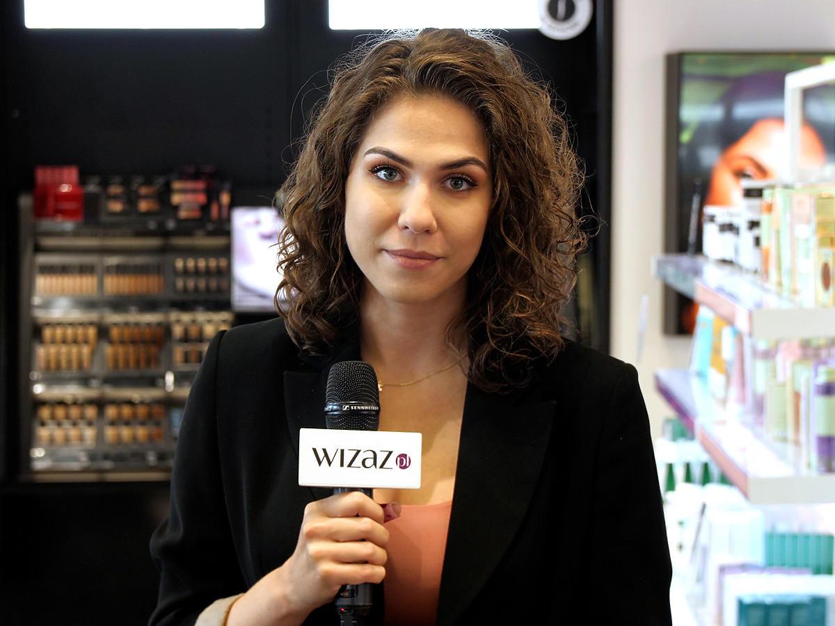 Milena Majak, relacja z otwarcia perfumerii Sephora w Westfield Arkadia