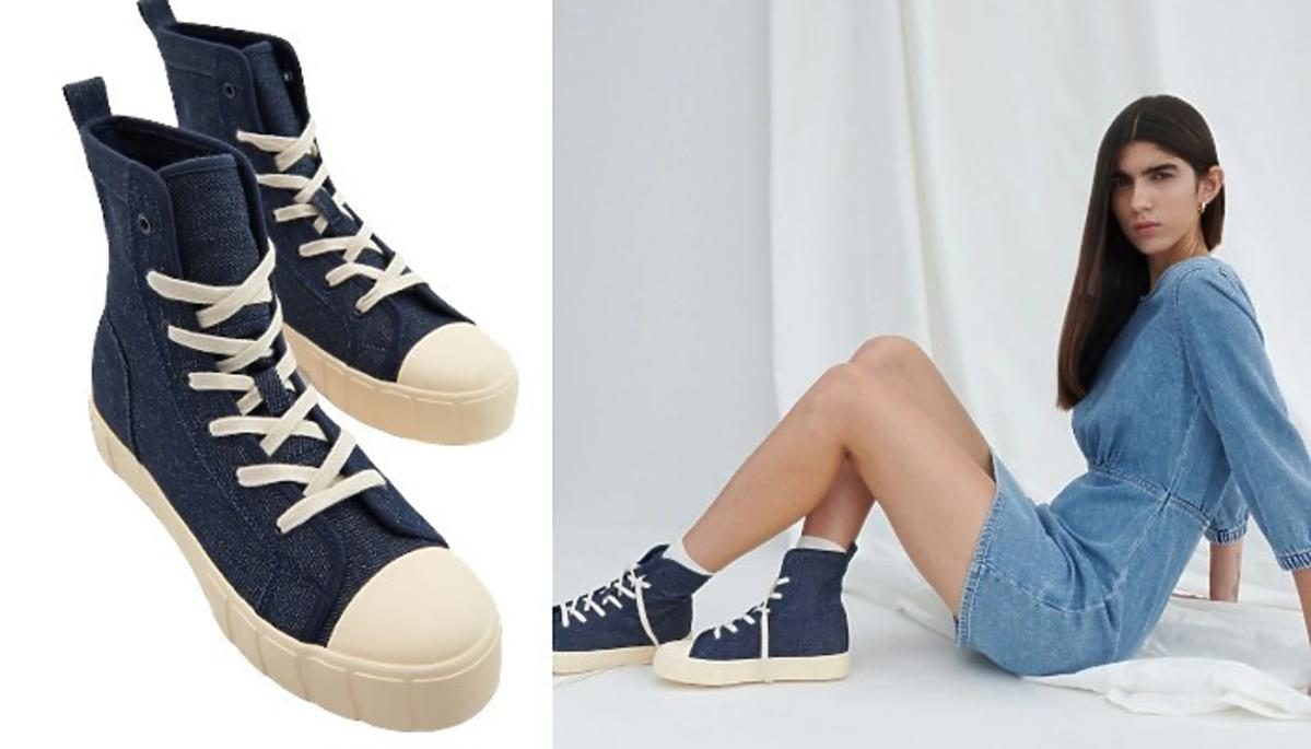modne buty na jesień z Reserved