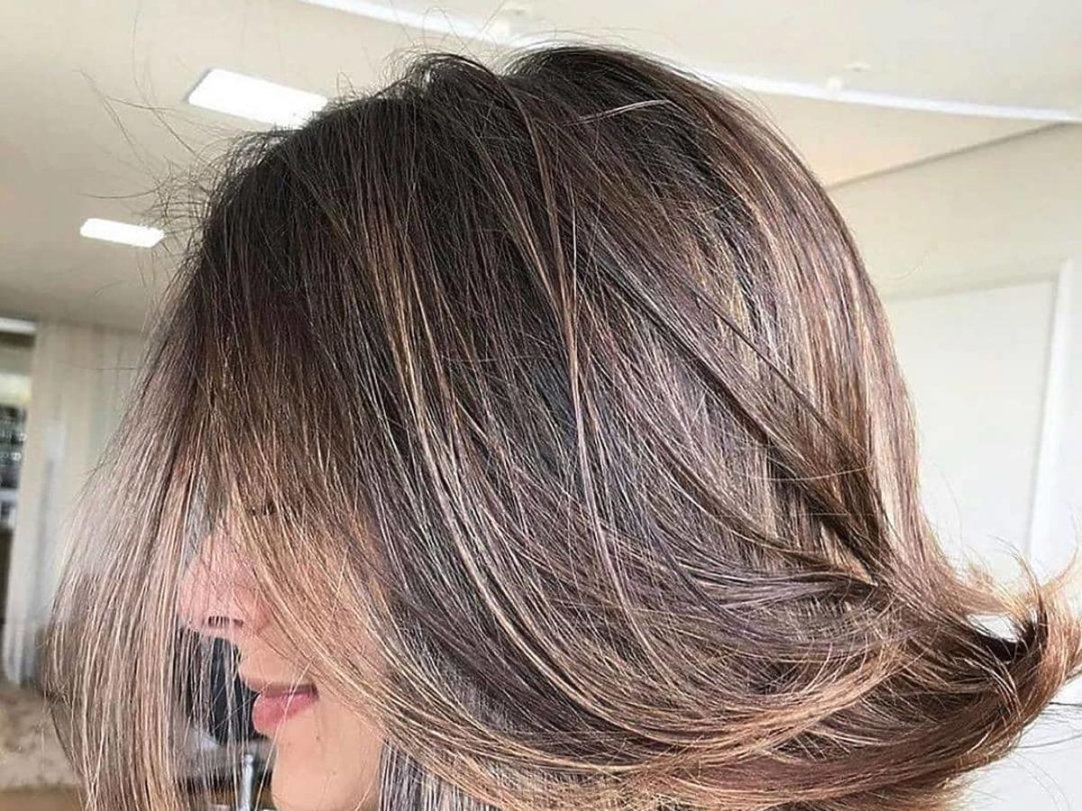 Modne fryzury: A Line Bob