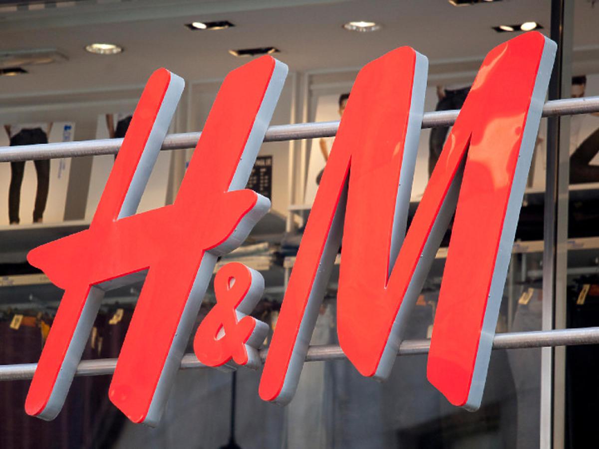 modne futerko z H&M