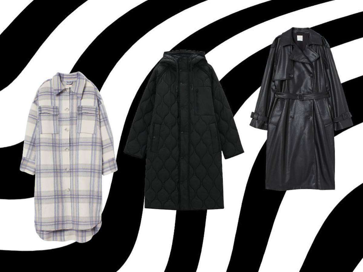 modne płaszcze 2021