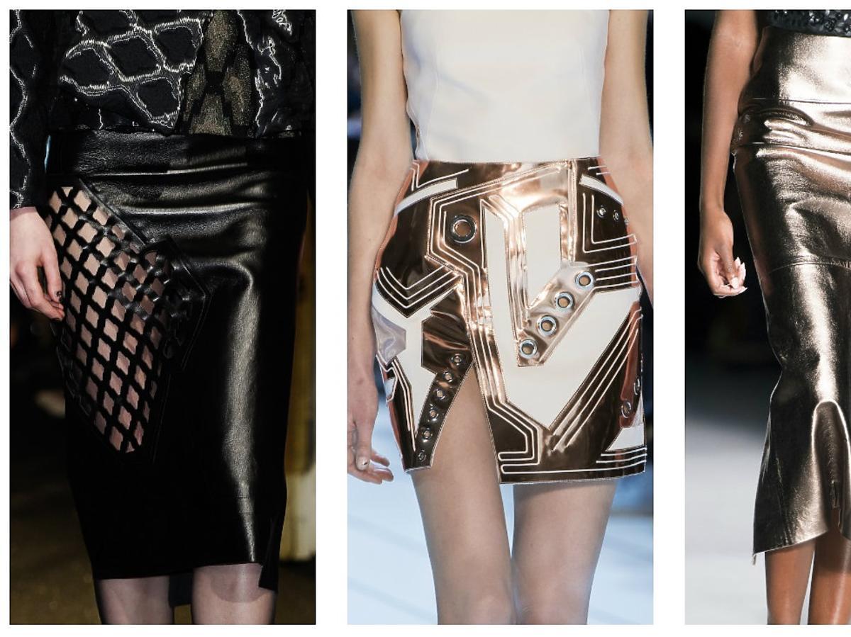 modne spódnice - trendy jesień 2015