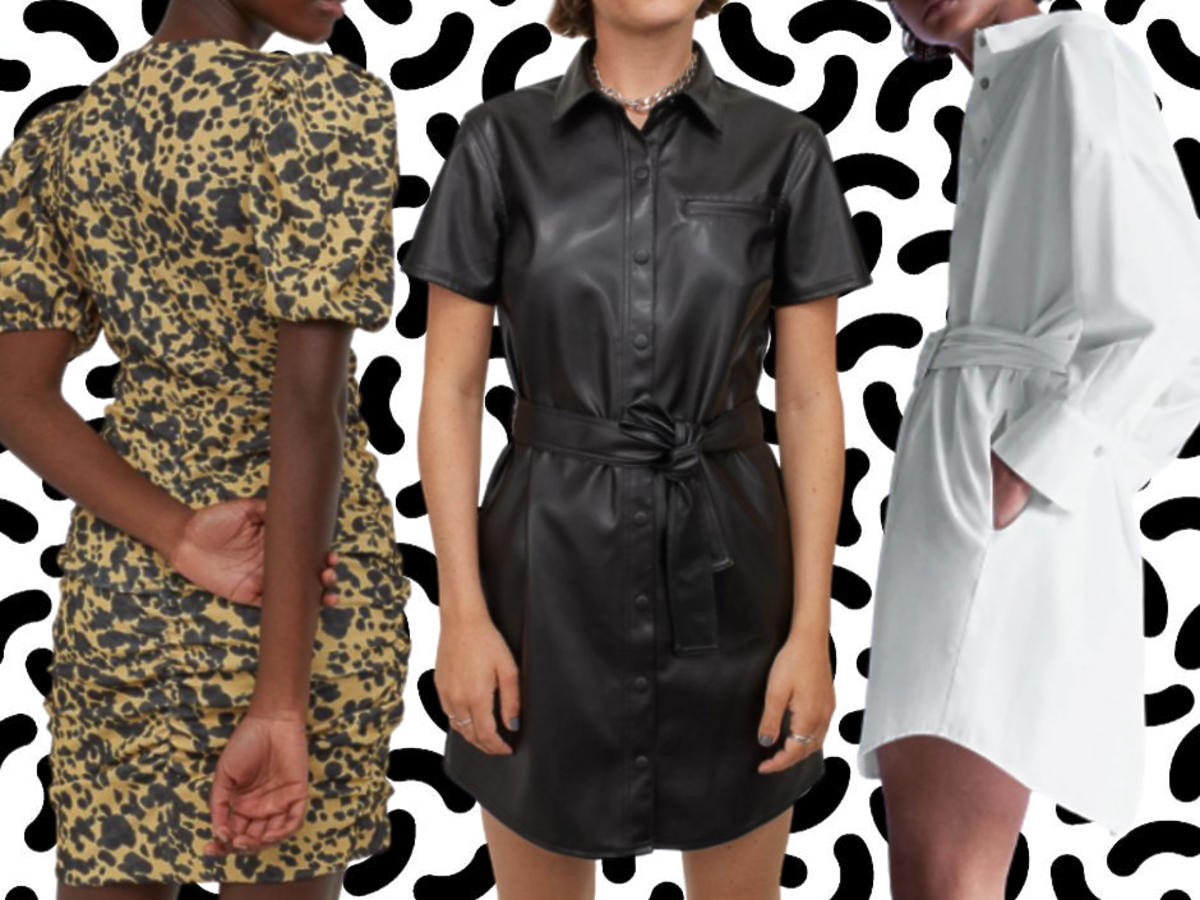 modne sukienki na jesień 2020