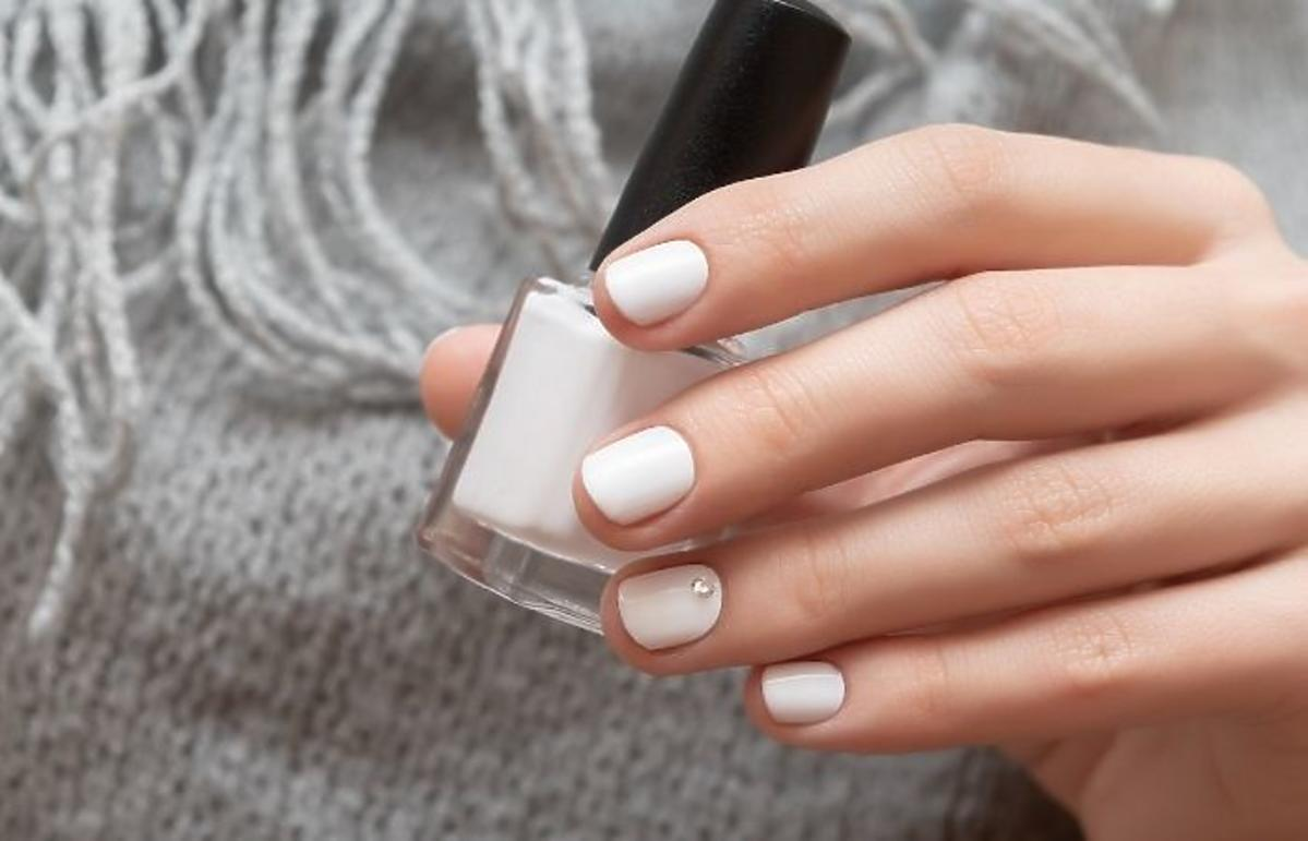 Modny jesienny manicure