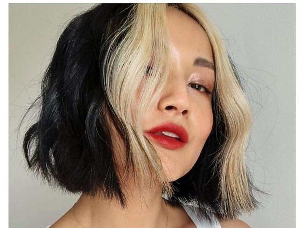 Modny kolor włosów – panelowa koloryzacja