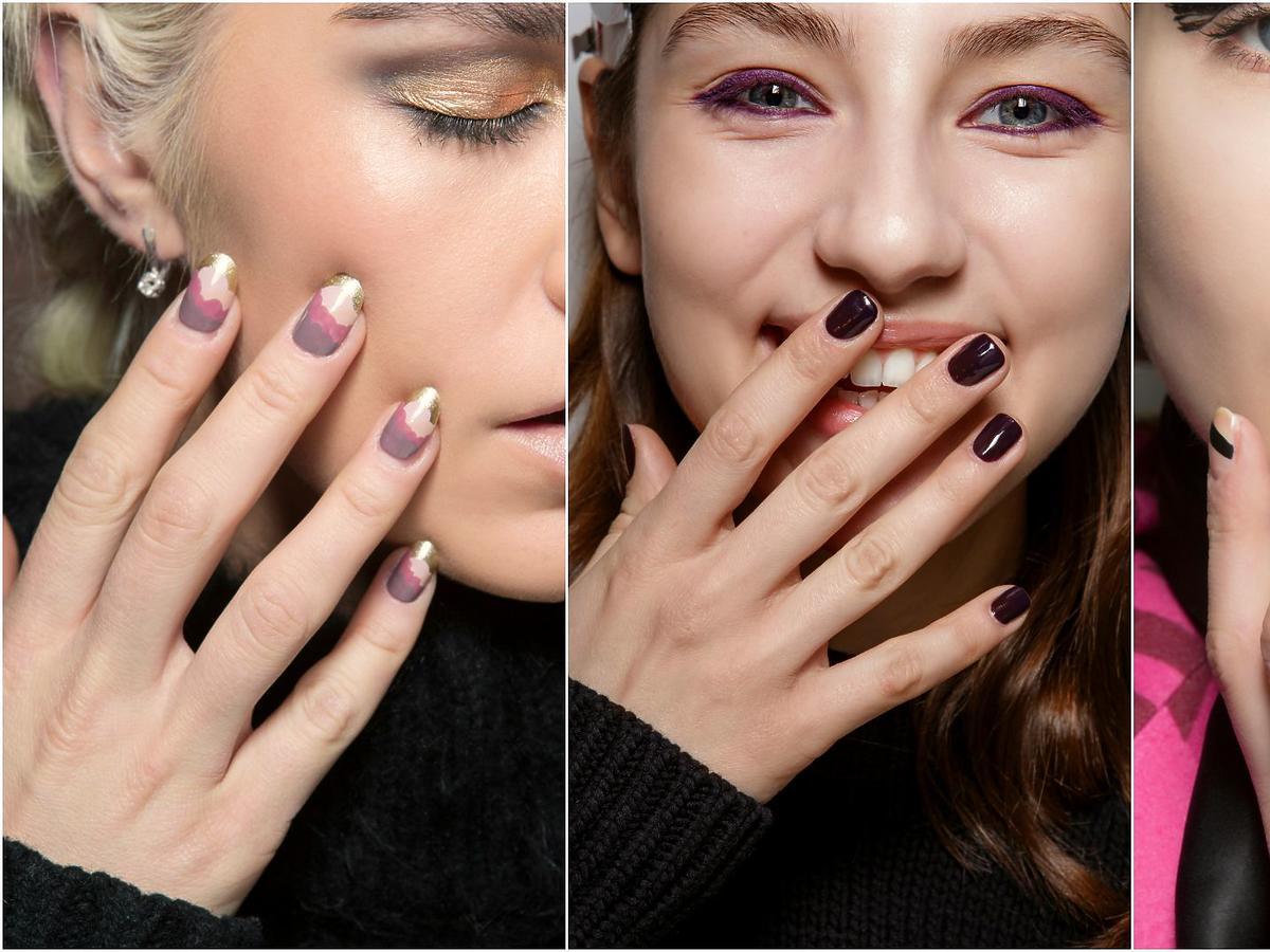 Modny manicure – trendy na jesień 2015