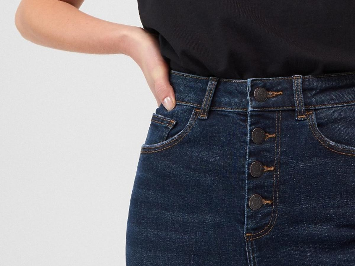 mohito jeansy skinny fit