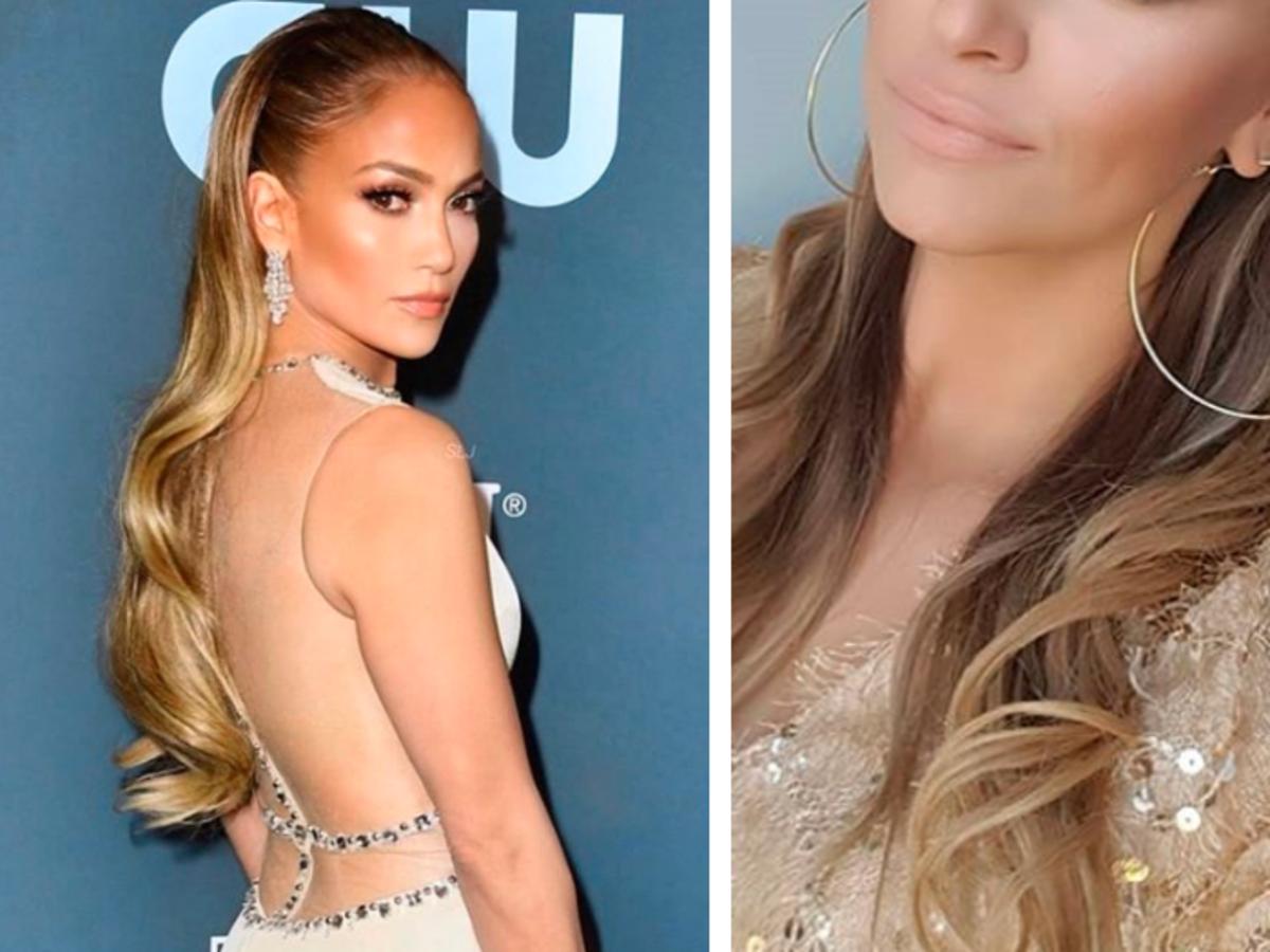 Monika Chojak - polska sobowtórka Jennifer Lopez podbija Instagram