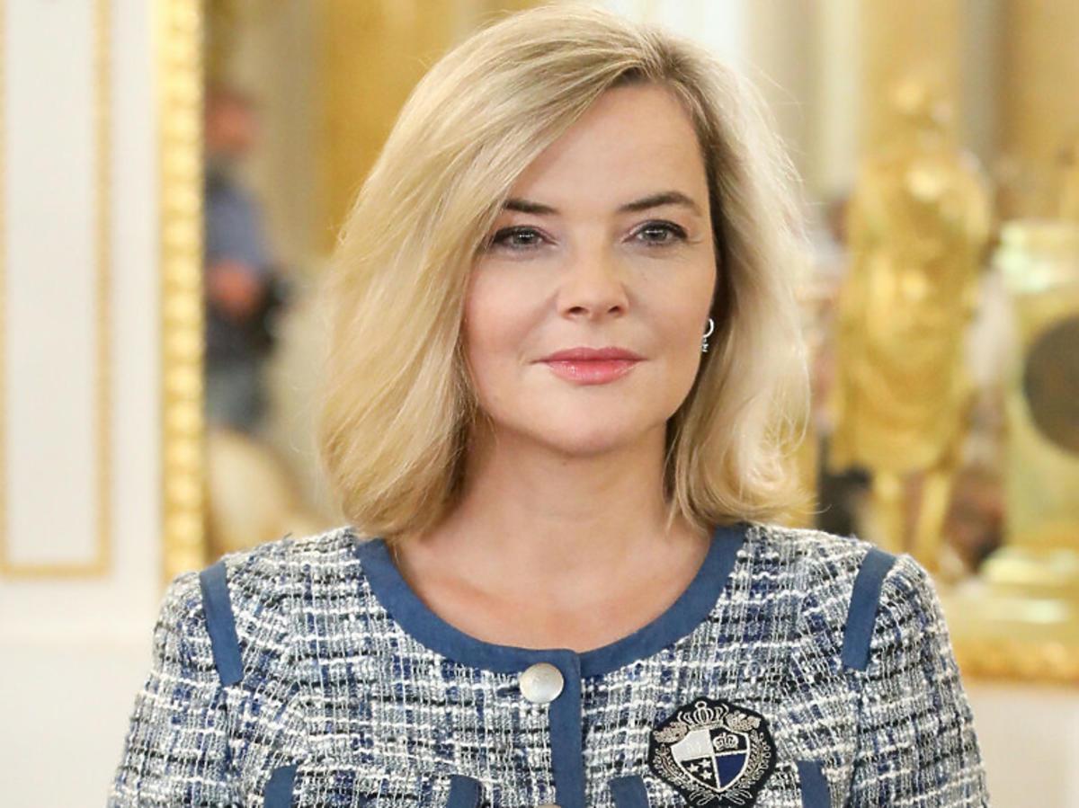 Monika Zamachowska ścięła włosy