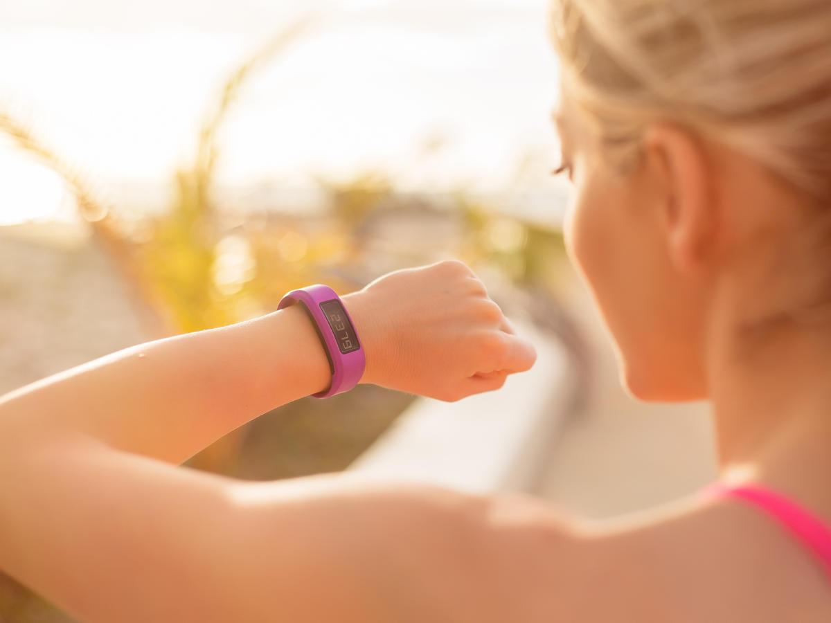 monitory aktywności fizycznej