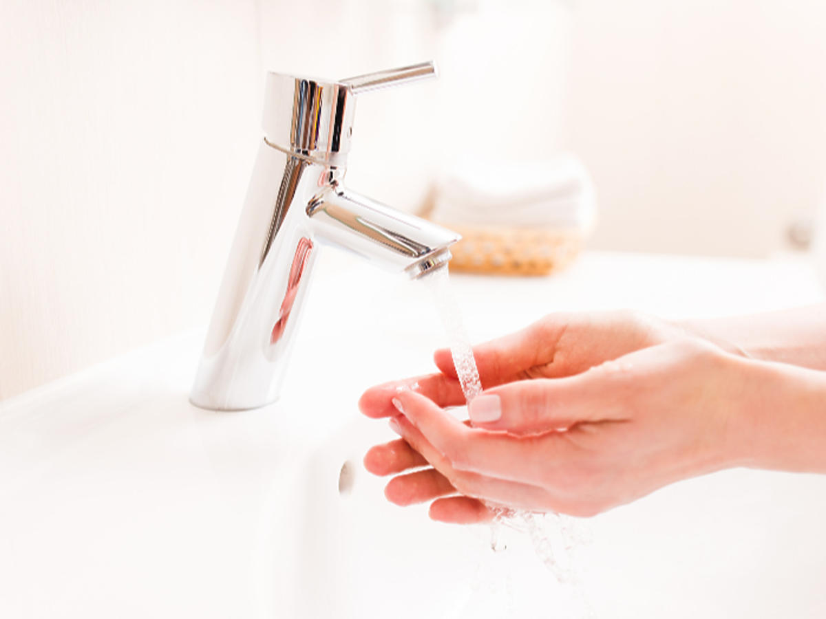 mycie rąk instrukcja koronawirus COVID-19