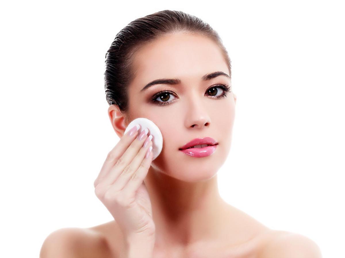 mycie twarzy idealna cera