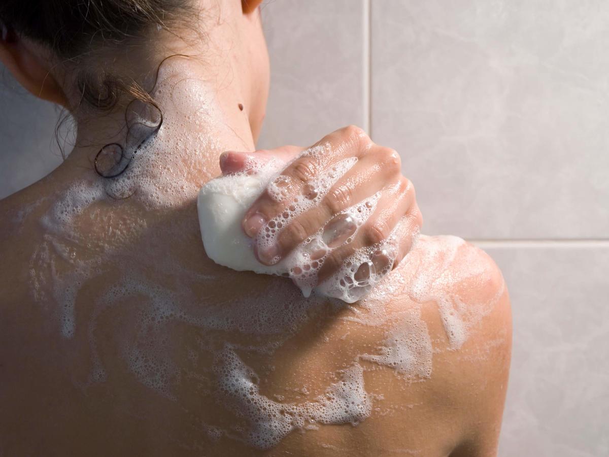 mydło sodowe