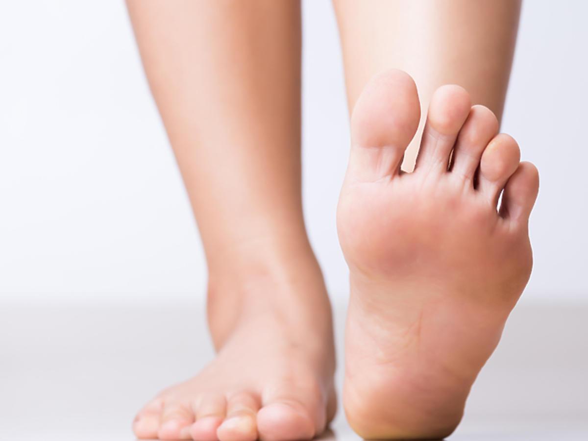 nagniotki powstawanie leczenie odciski zabiegi