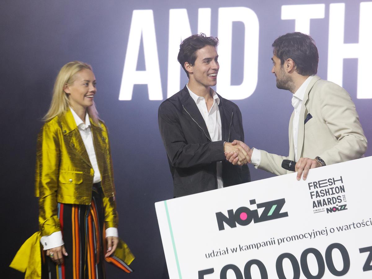 Nagroda dla Diligent na FRESH FASHION AWARDS powered by NOIZZ