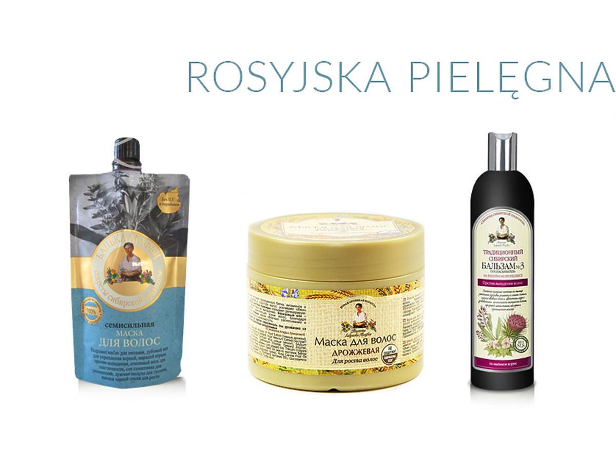 Najlepsze rosyjskie kosmetyki do włosów