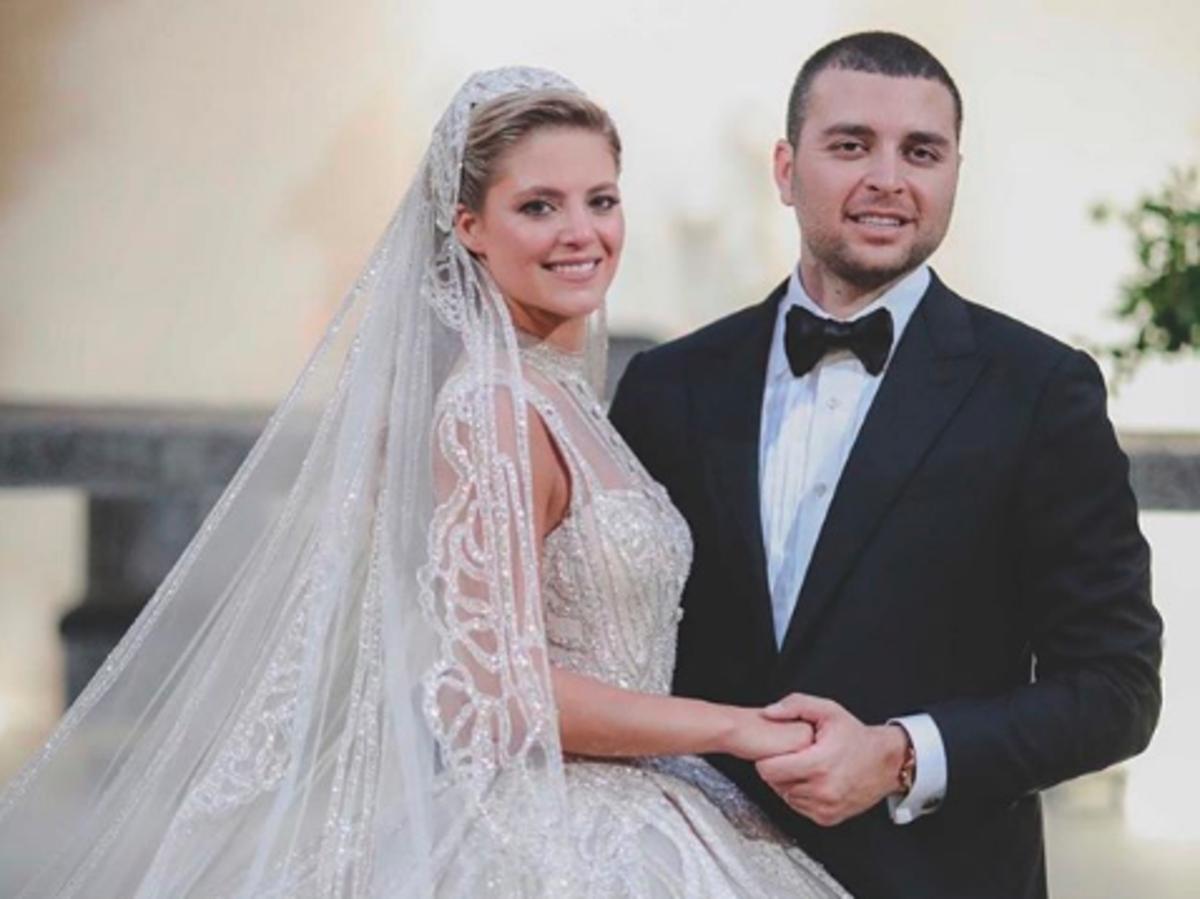 Najpiękniejsza suknia ślubna to ta Christiny Mourad [DUŻO ZDJĘĆ]