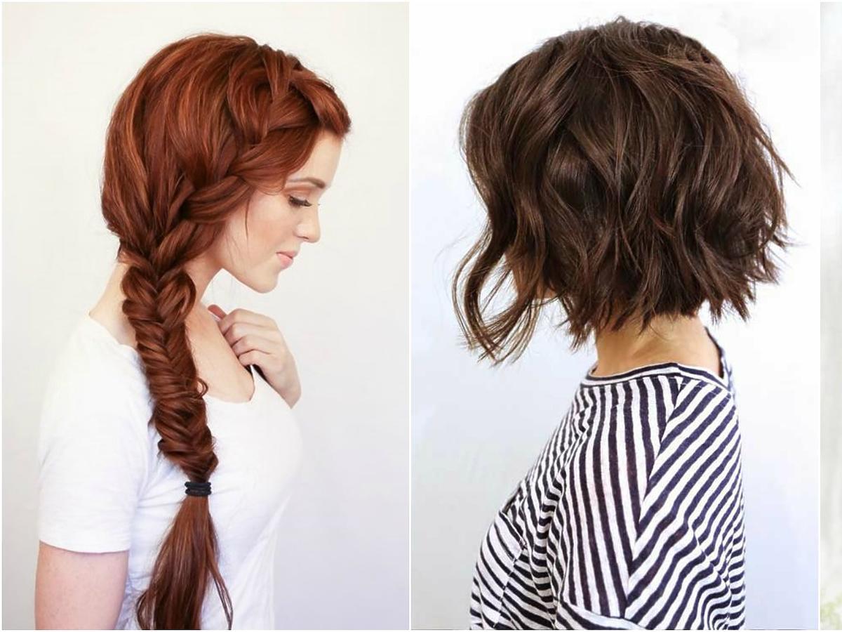 Najpiękniejsze kobiece fryzury