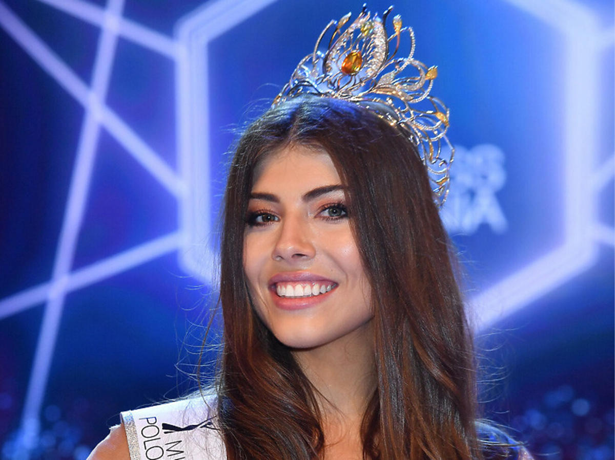 Natalia Gryglewska Miss Polonia 2020