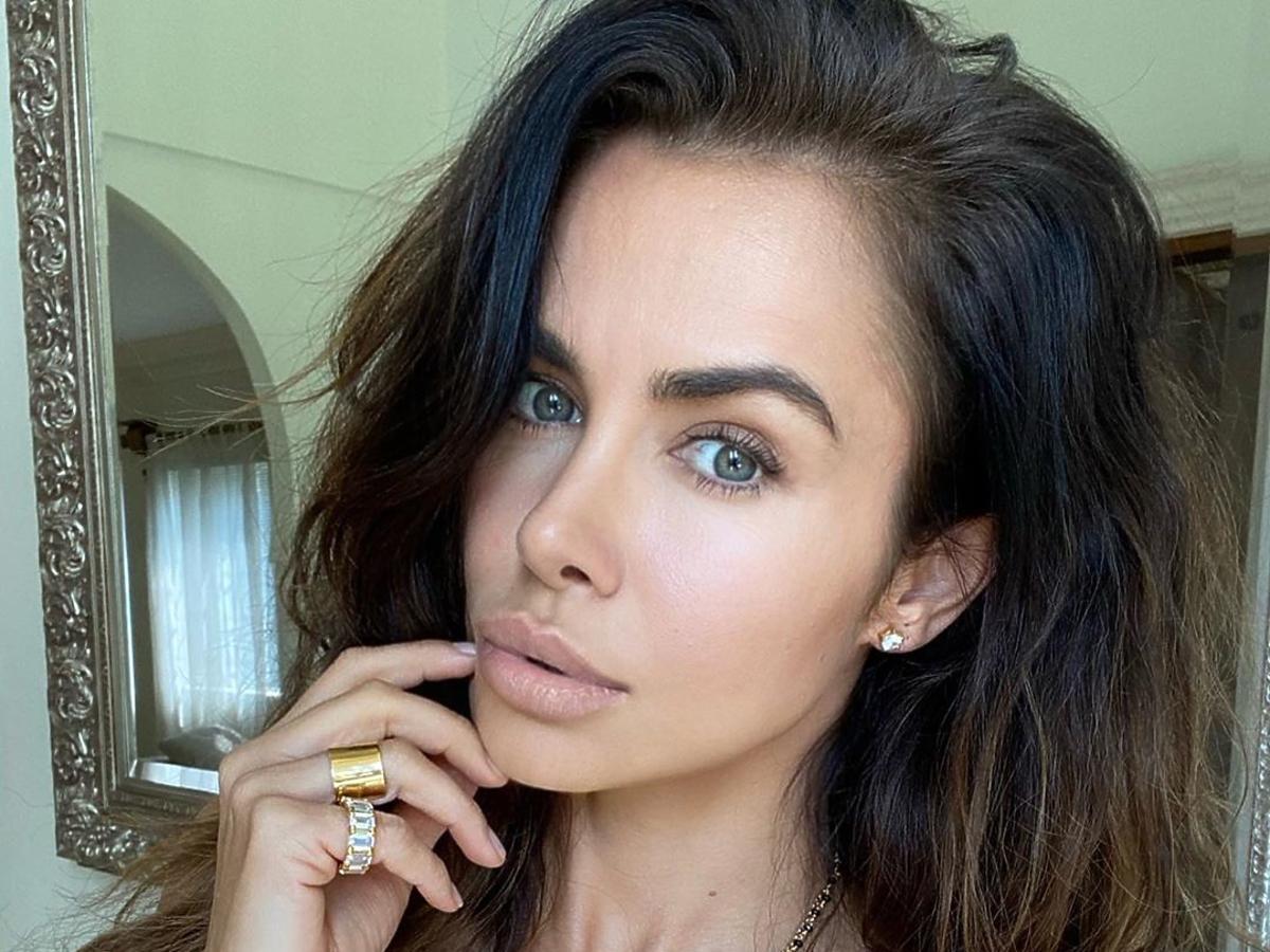Natalia Siwiec - samoopalacz