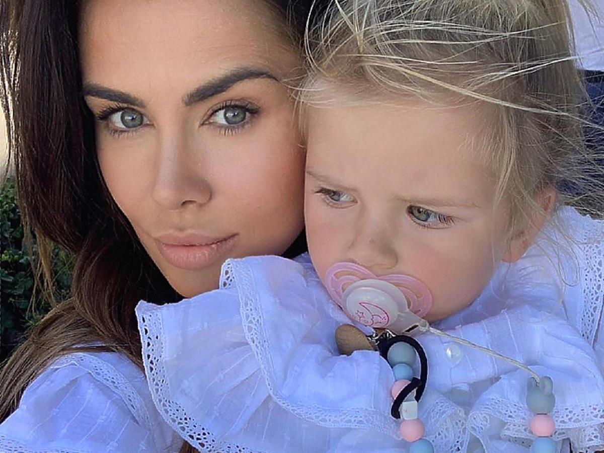 Natalia Siwiec skrtykowana córka Mia