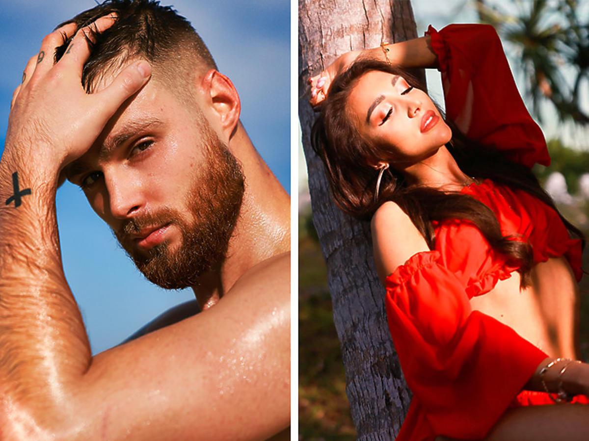 """Nathalia i Marcin z """"Hotelu Paradise"""""""