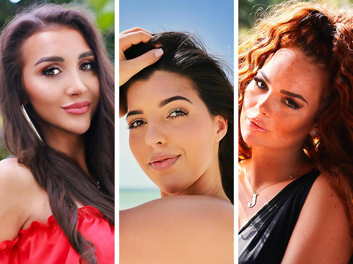 """Nathalia, Luiza i Justyna z """"Hotelu Paradise 3"""""""