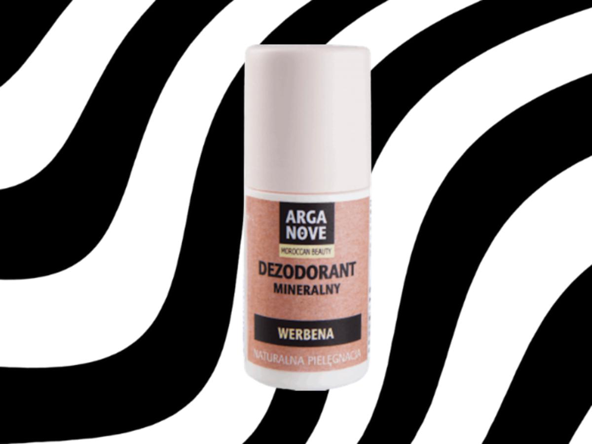naturalny dezodorant od Arganove