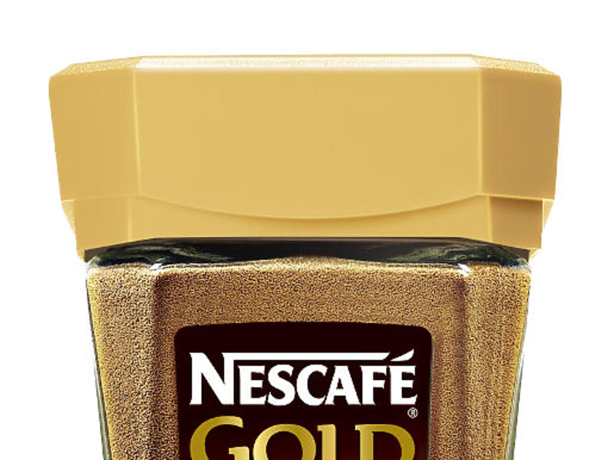 Nescafe Gold Crema