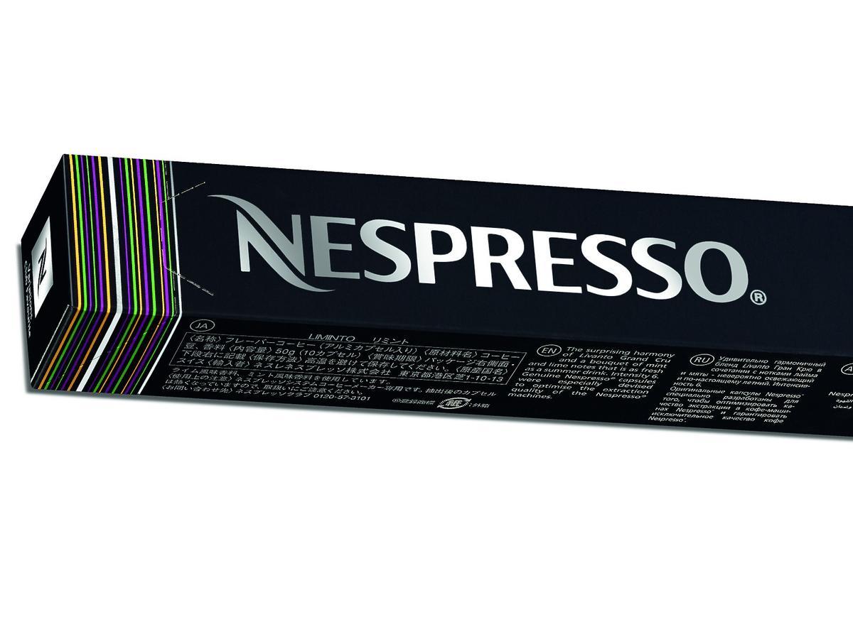 nespresso kapsułki