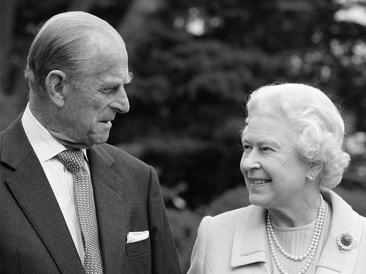 Nie żyje książę Filip, mąż Elżbiety II