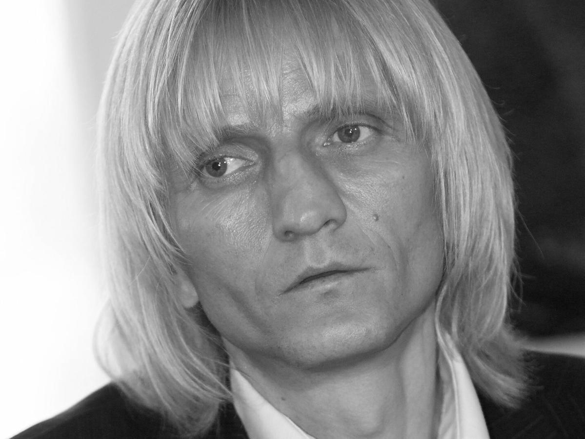 Nie żyje Piotr Krajewski