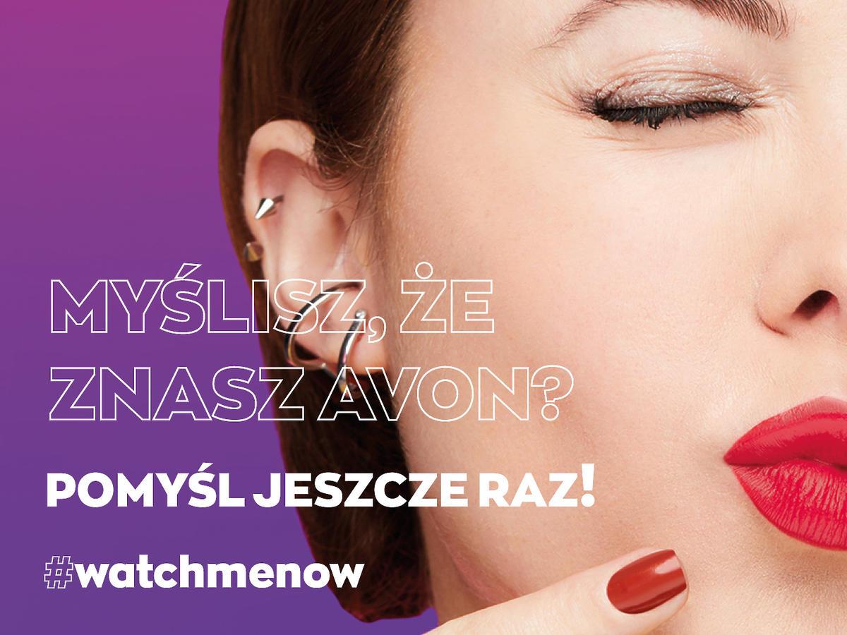 Nowa kampania Avon