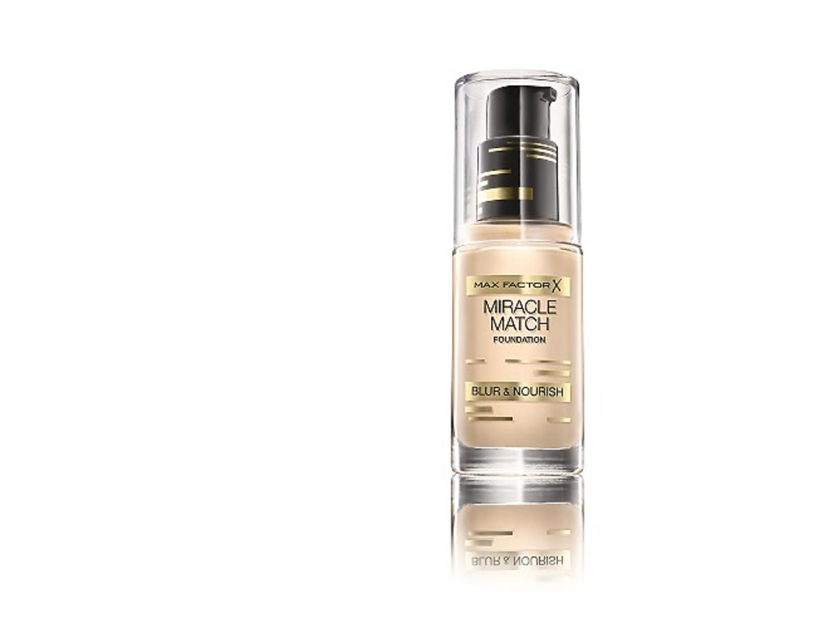 Nowy podkład Max Factor Miracle Match