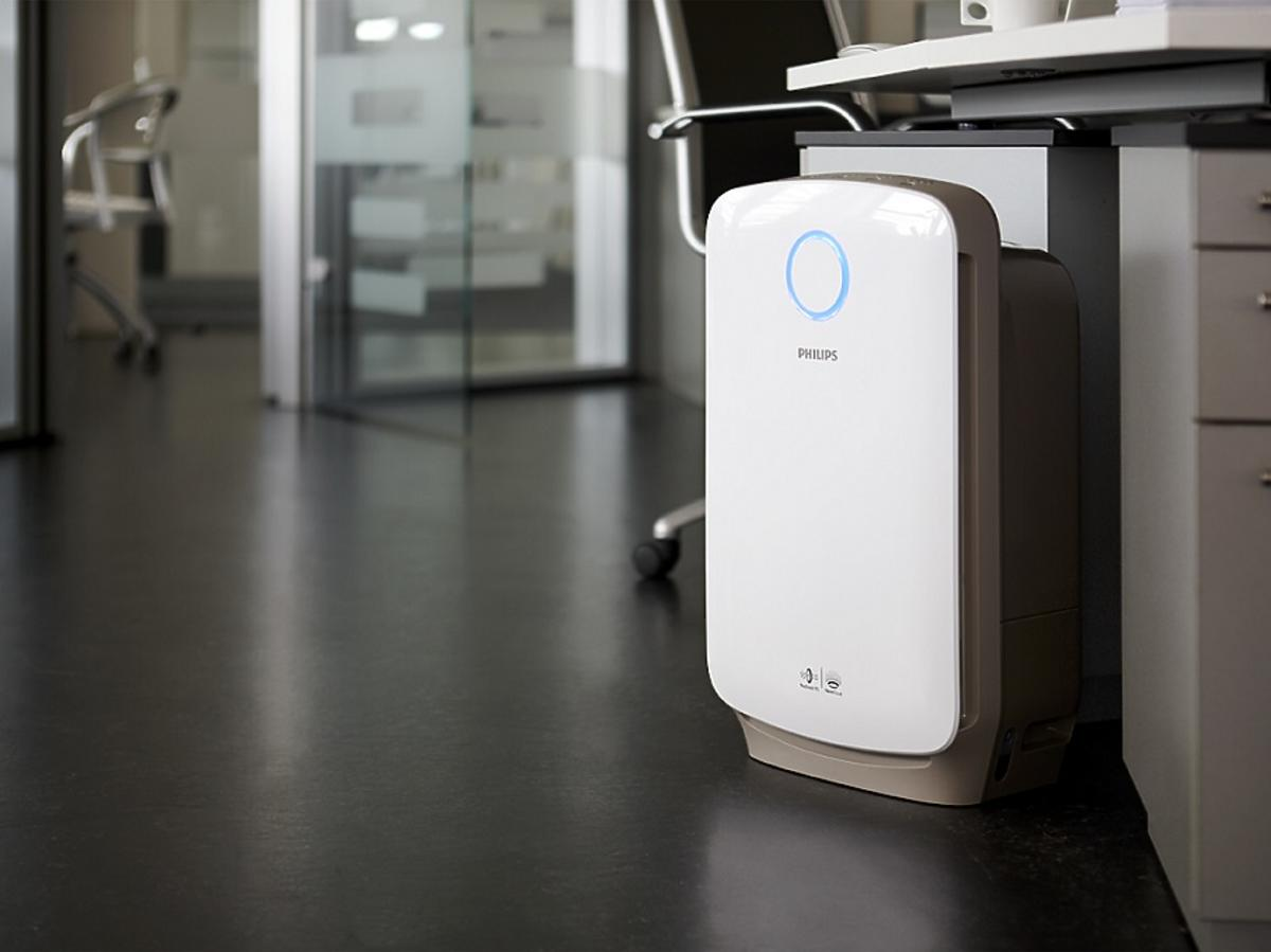 Oczyszczacz powietrza combi 2w1 Philips