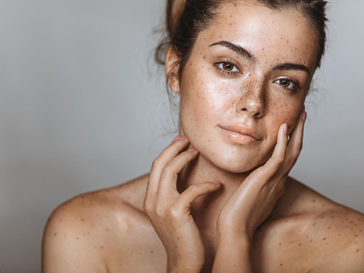 Oczyszczona skóra