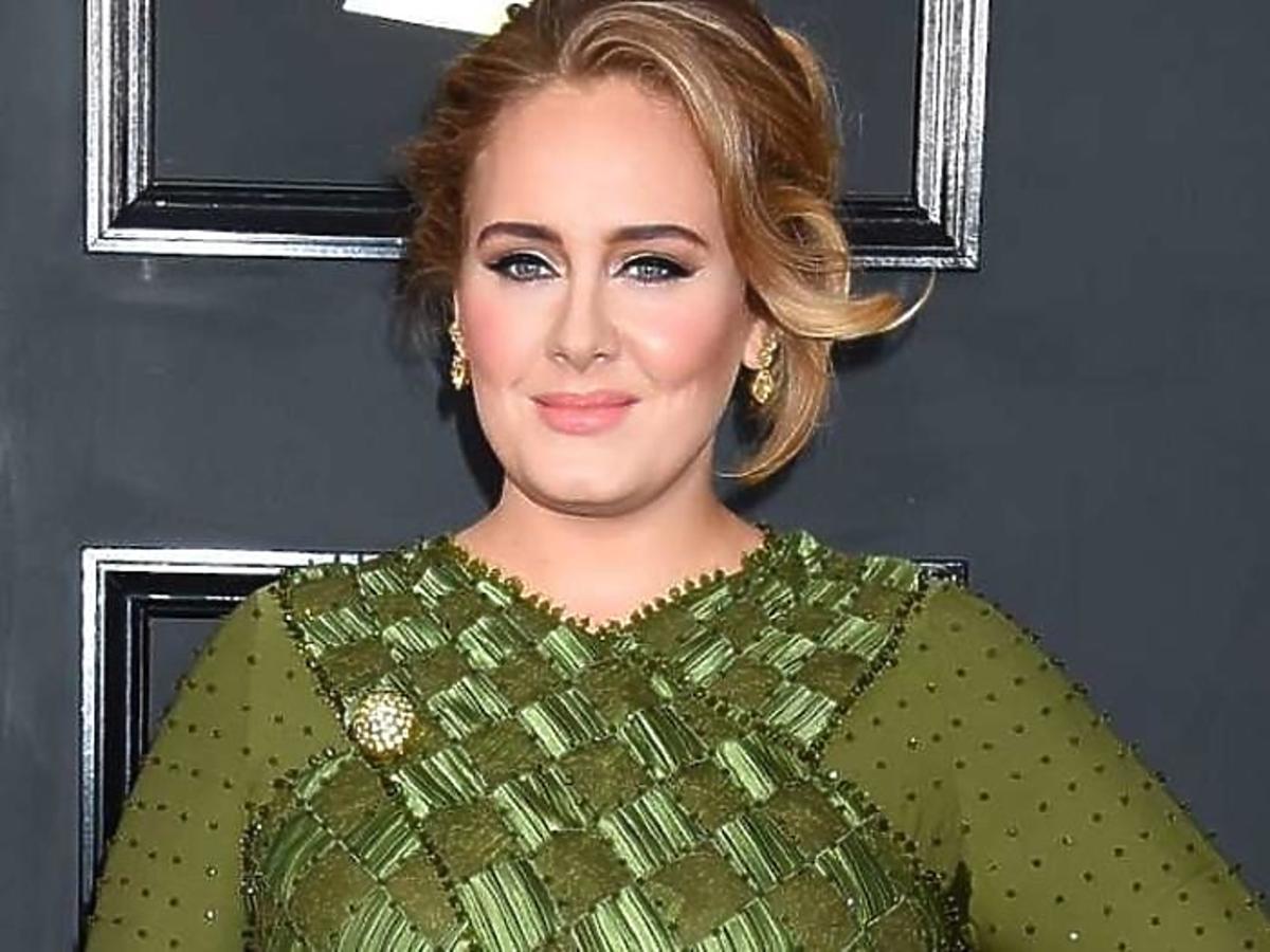 Odchudzona Adele pokazała się w bikini