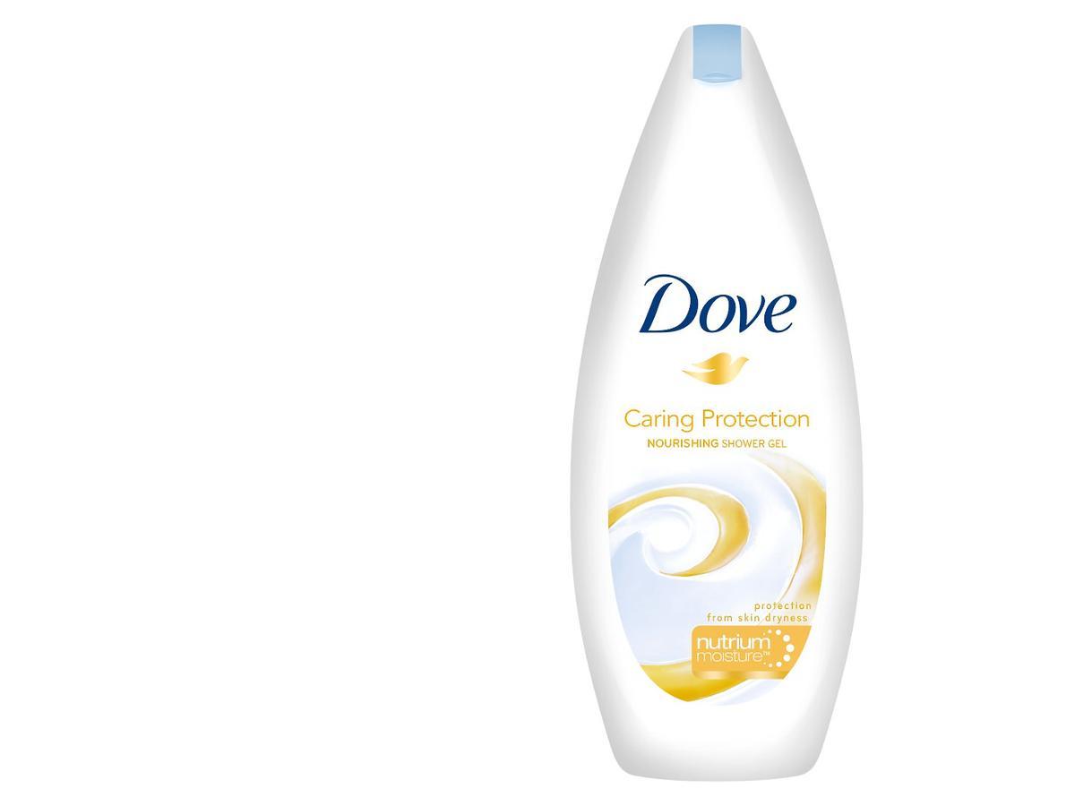 Odżywczy żel pod prysznic Dove Caring Protection