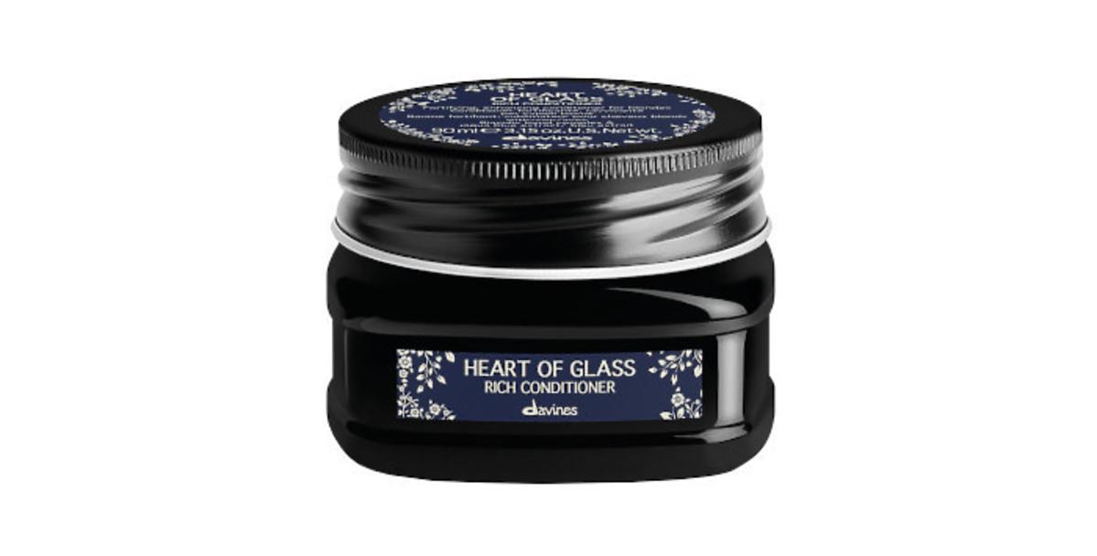 odżywka do blond włosów Heart of Glass Davines