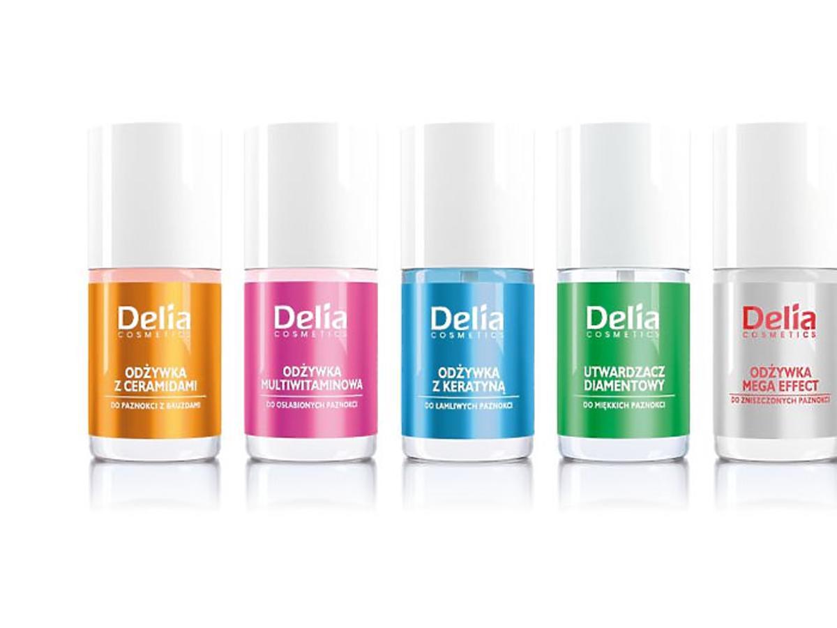 Odżywka do paznokci Delia