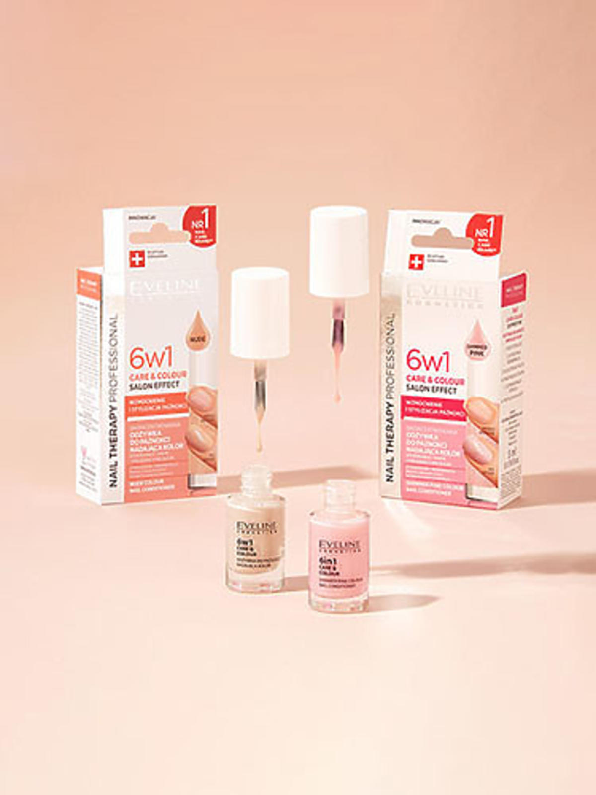 Odżywki do paznokci Eveline Cosmetics