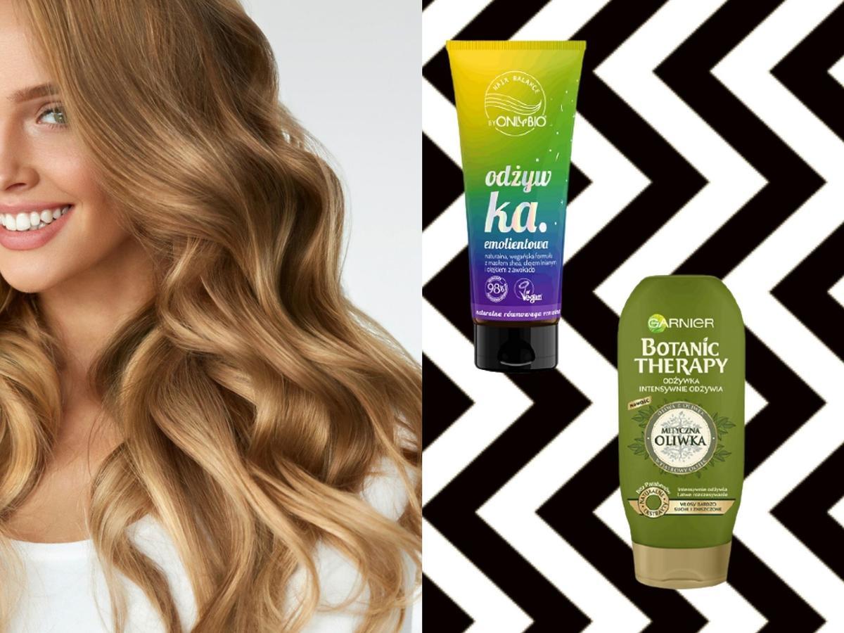 odżywki do włosów wysokoporowatych