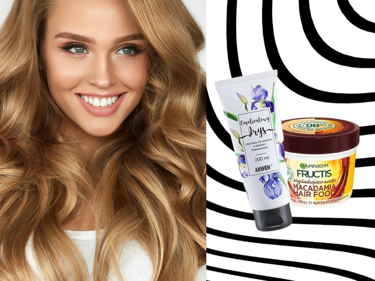 odżywki emolientowe do włosów