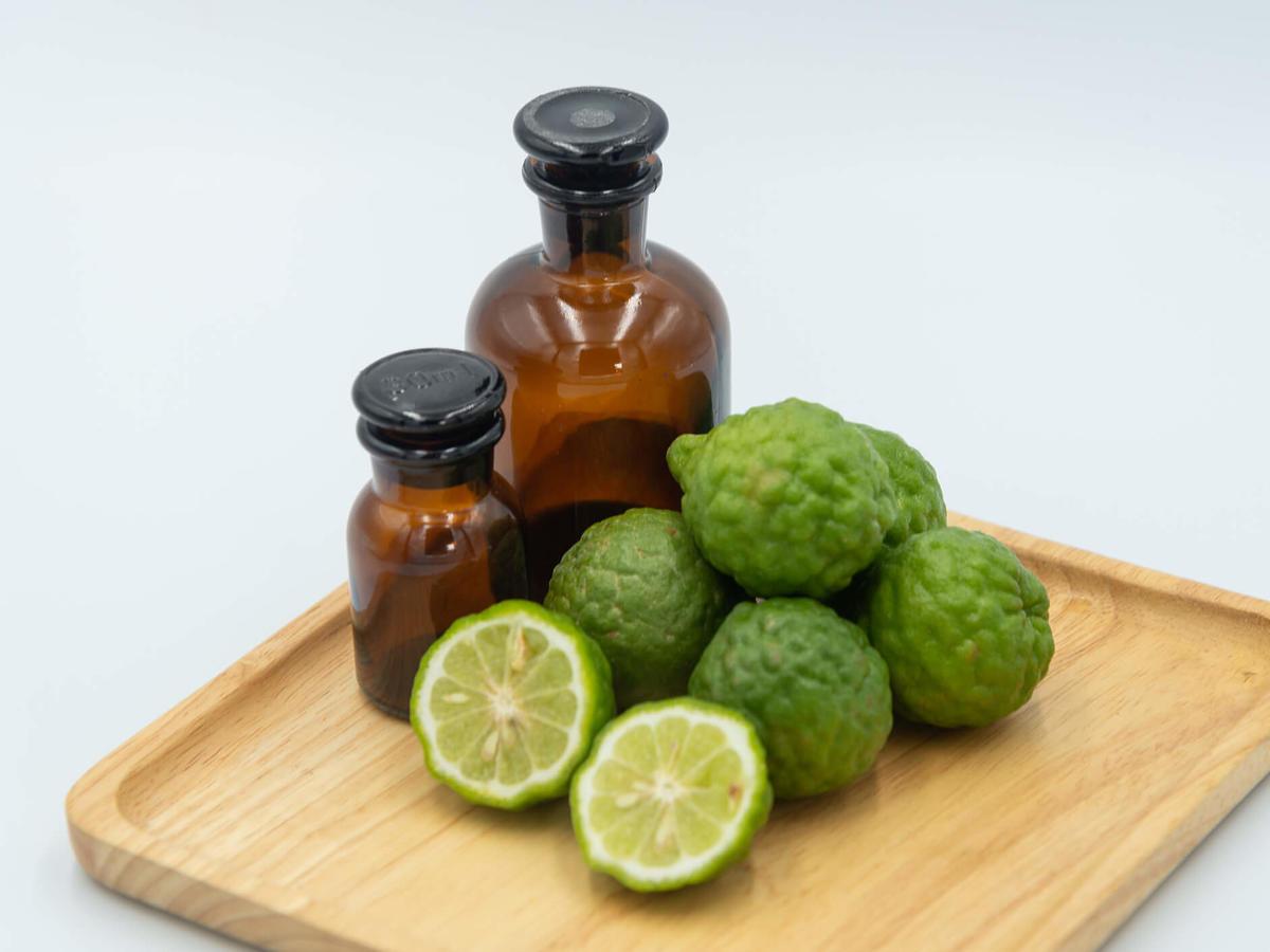 olej z bergamotki