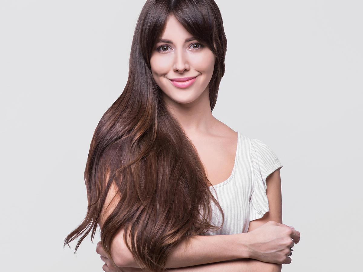 olejek do długich włosów