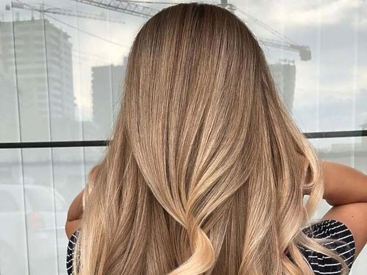 Olejek do włosów - efekty